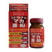 3大マルチin マカ・亜鉛