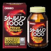 シトルリン Mega Power 1000